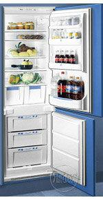 Встраиваемый холодильник Whirlpool ART 478
