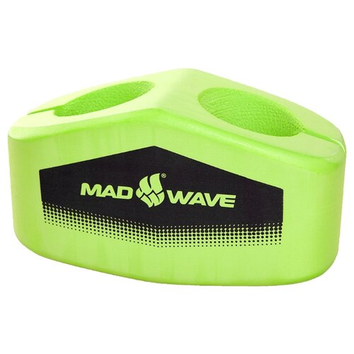 Колобашка (поплавок) для плавания MAD WAVE Core Aligment green