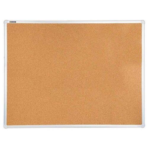 Доска пробковая BRAUBERG 236445 (90х120 см) коричневый