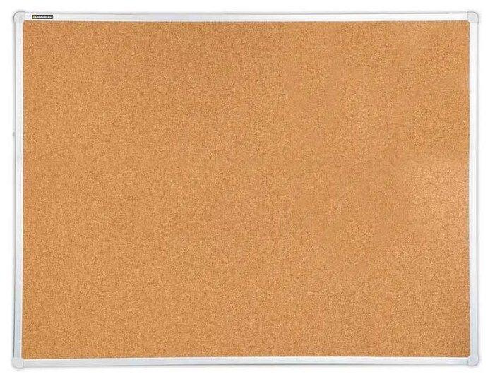 Доска пробковая BRAUBERG 236445 (90х120 см)