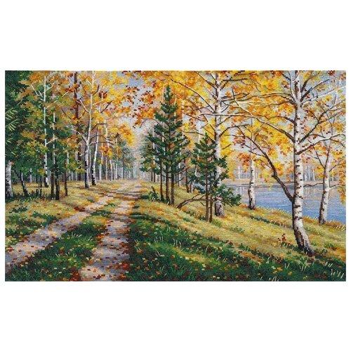 Купить Овен Набор для вышивания Осенняя пора 40 х 25 см (1294), Наборы для вышивания