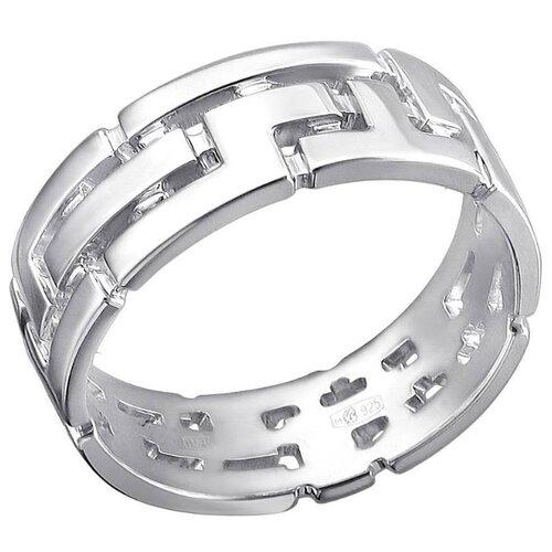 Эстет Кольцо из серебра 01К0511611, размер 18