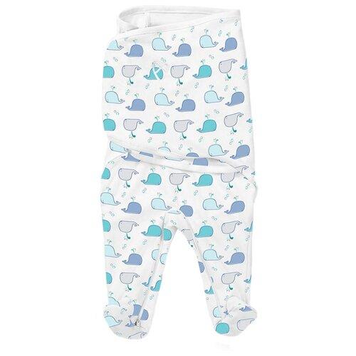 Многоразовые пеленки Summer Infant SwaddleMe Footsie S киты