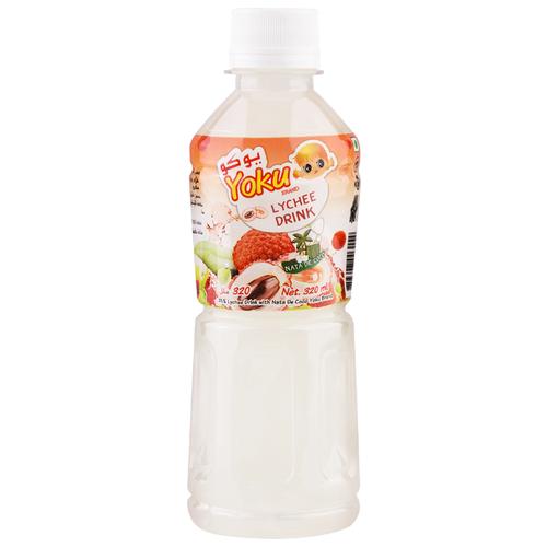 Напиток сокосодержащий YOKU Личи, 0.32 л