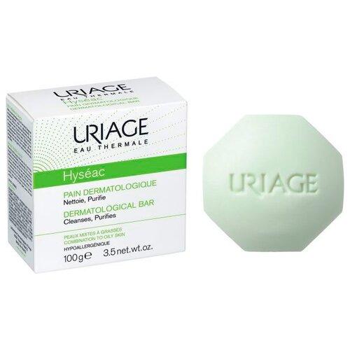 Uriage мыло дерматологическое Hyseac, 100 г uriage hyseac gel
