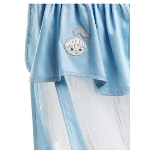 Балдахин Bebe Luvicci Little Prince голубой
