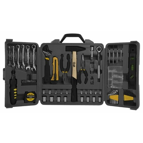 Набор инструментов Sturm! (160 предм.) 1310-01-TS2 серый набор инструментов sturm 1310 01 ts132 132 шт