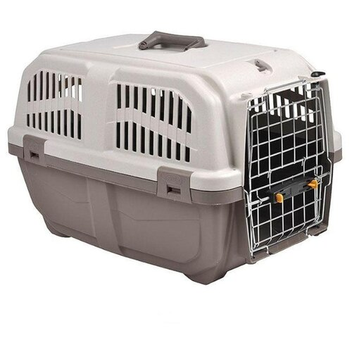 цена на Клиппер-переноска для собак MPS Skudo Prestige 3 39х60х40 см коричневый