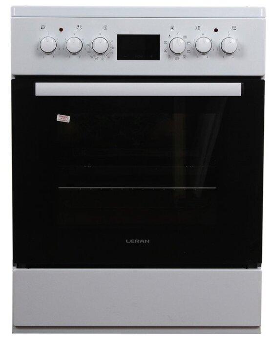 Электрическая плита Leran ECC 1615 W