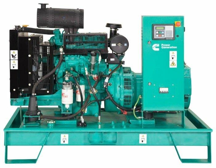 Дизельный генератор Cummins C28 D5 (20000 Вт)