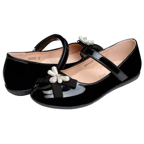 Туфли T.Taccardi размер 33, черныйБалетки, туфли<br>