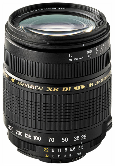 Объектив Tamron AF 28-300mm f/3.5-6.3 XR Di LD Aspherical (IF) MACRO (A061) Canon EF