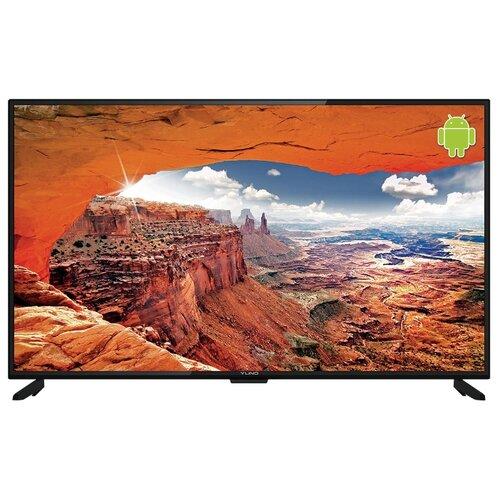 Телевизор Yuno ULX-55UTCS328 черныйТелевизоры<br>