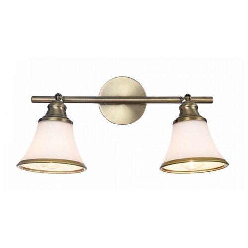 Настенный светильник FREYA Jasinta FR2272-CW-02-BS, 80 Вт спот freya fr2272 cw 02 bs