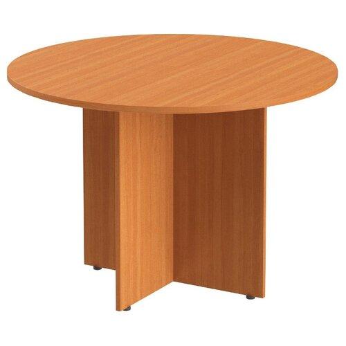 Стол для переговоров Skyland Imago ПРГ-1, d: 110 см, груша ароза