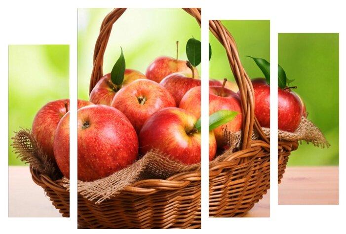 Модульная картина KARTINA style Яблочный спас 125х90 см