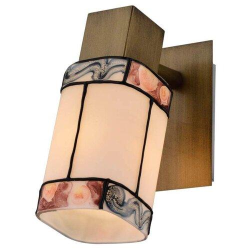 Настенный светильник Toplight Sylvia TL3770Y-01AB, 40 Вт светильник подвесной toplight ida tl1172h 01ab