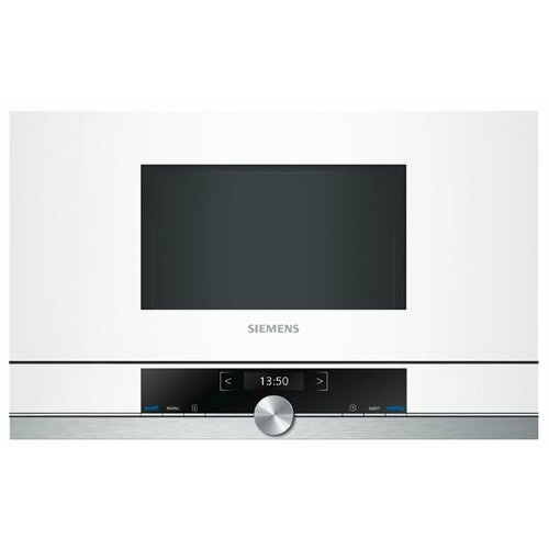 цена на Микроволновая печь встраиваемая Siemens BF634LGW1