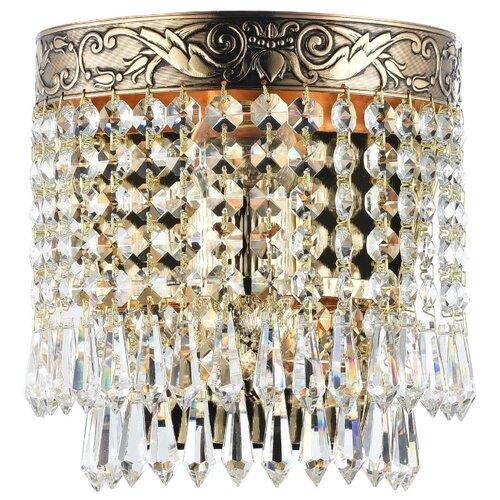 Фото - Настенный светильник MAYTONI Palace DIA890-WL-01-G, 60 Вт настенный светильник maytoni grace rc247 wl 01 r 60 вт