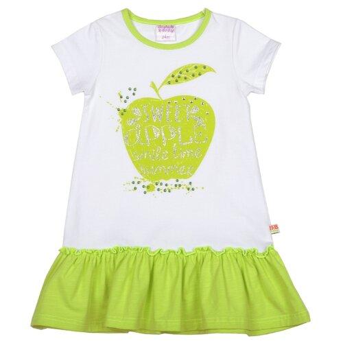 Платье Sweet Berry размер 104, белыйПлатья и сарафаны<br>