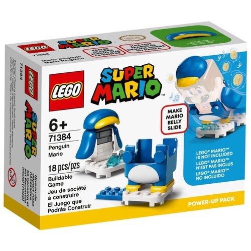 Купить Конструктор LEGO Super Mario 71384 Набор усилений Марио-пингвин, Конструкторы