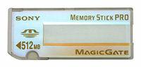 Карта памяти Sony MSX-512
