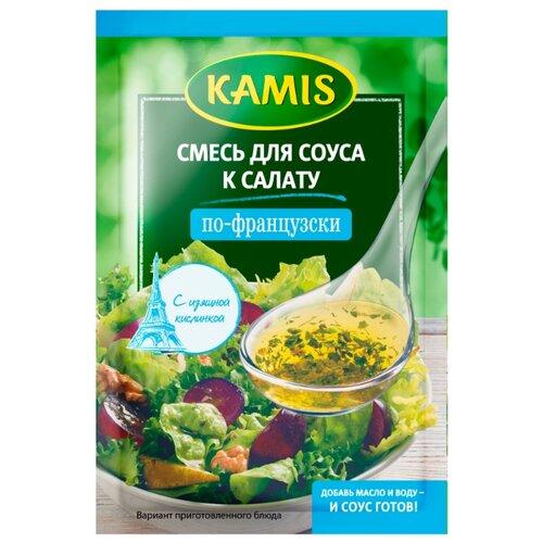 KAMIS Смесь для соуса к салату По-французски, 8 гСпеции, приправы и пряности<br>