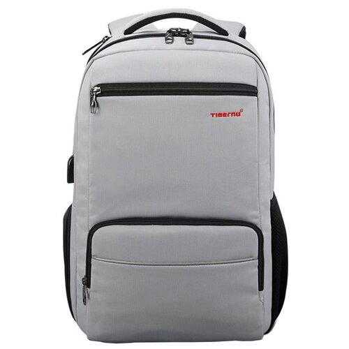 Рюкзак Tigernu T-B3319 светло-серый цена 2017