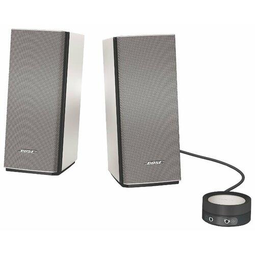 Компьютерная акустика Bose Companion 20 серебристый