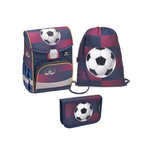 Belmil Ранец Football club 2 с наполнением (405-45/862/SET), синий