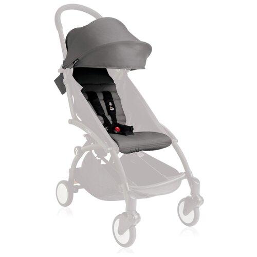 Купить BABYZEN капюшон и сиденье 6+ для YOYO+ grey, Аксессуары для колясок и автокресел