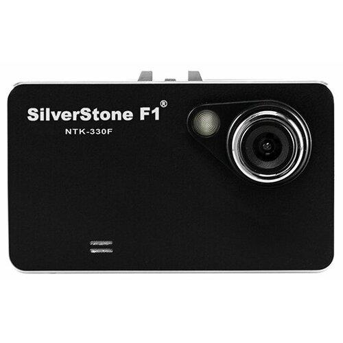Видеорегистратор SilverStone F1 NTK-330F черный