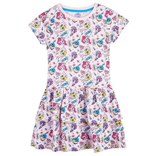 Платье kari MY LITTLE PONY размер 6-7, розовыйПлатья и сарафаны<br>