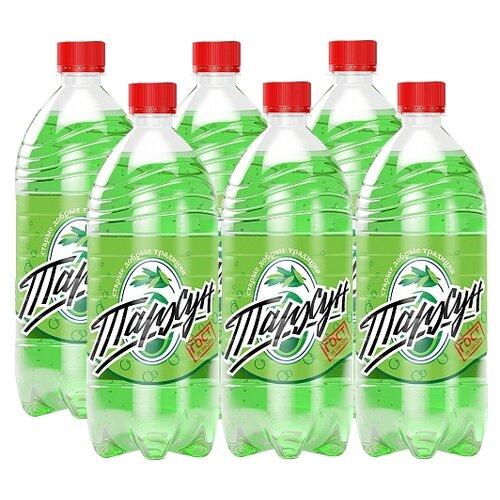 Газированный напиток Старые добрые традиции Тархун, 1 л, 6 шт.Лимонады и газированные напитки<br>