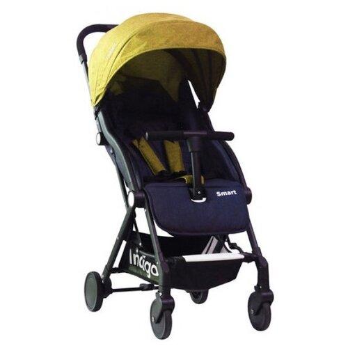 Купить Прогулочная коляска Indigo Smart оливковый, Коляски