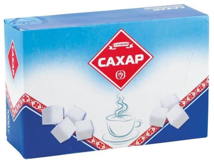 Сахар Слуцкий сахарорафинадный комбинат кусковой