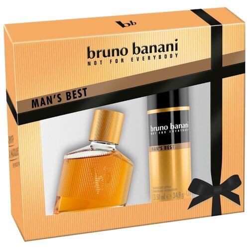 Парфюмерный набор Bruno Banani Man's best