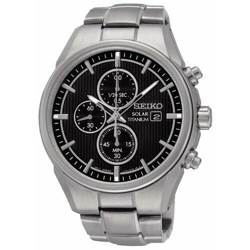 цена Наручные часы SEIKO SSC367 онлайн в 2017 году