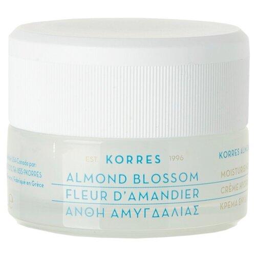 KORRES Almond Blossom Moisturising Cream for Oily to Combination Skin Крем для лица, 40 мл бальзам korres almond lip butter stick 5 мл