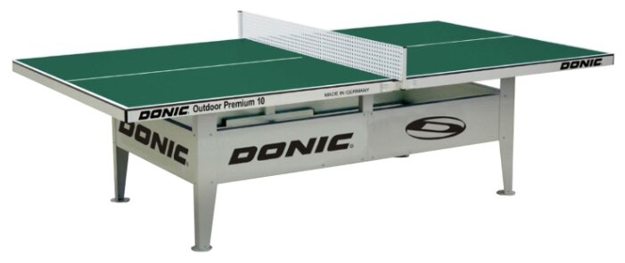 Стол для улицы всепогодный Donic Outdoor Premium 10