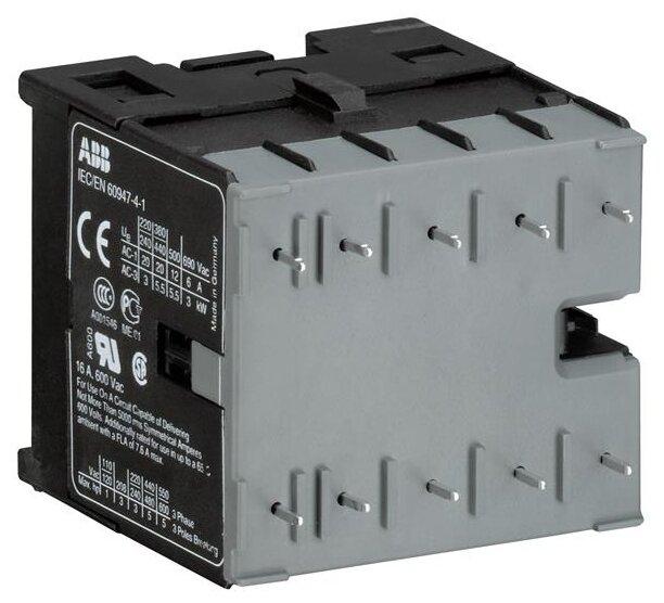 Магнитный пускатель/контактор перемен. тока (ac) ABB GJL1311009R8100