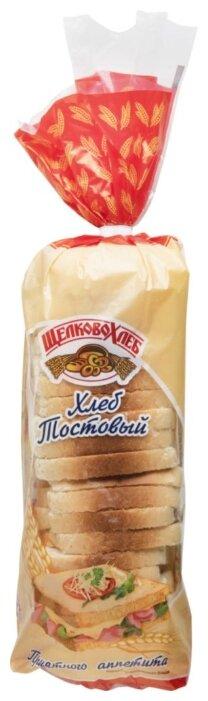 Хлеб Тостовый ЩелковоХлеб нарезанный, 500 г