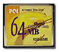 Карта памяти PQI Compact Flash Card 64MB