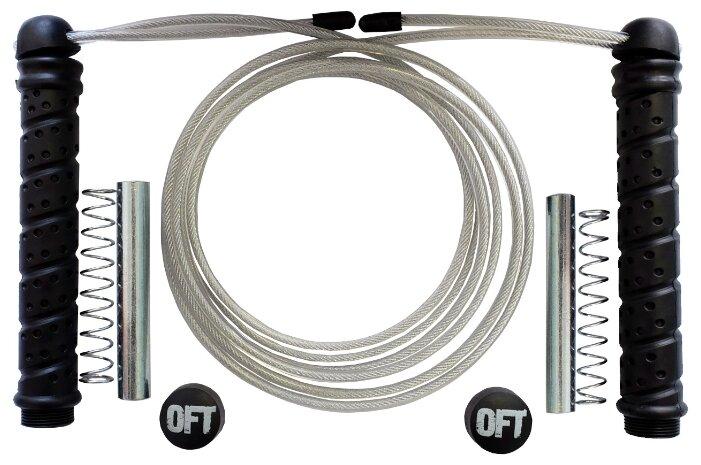 Скакалка утяжелённая Original FitTools FT-JR-83