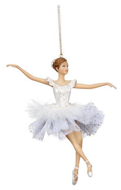 Goodwill Ёлочная игрушка Балерина Ассоль - Гранд Батман 19 см, подвеска TR 26175