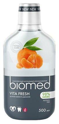 Biomed Ополаскиватель для полости рта комплексный Vita Fresh, 500 мл