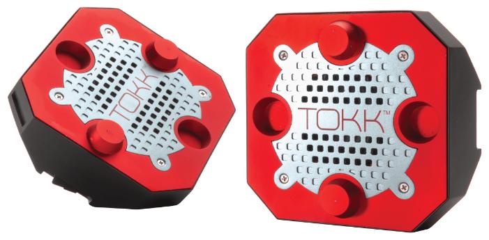 Портативная акустика Pred Technologies TOKK Reactor