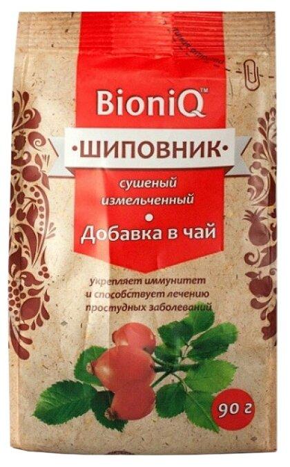 Шиповник сушеный измельченный - BioniQ