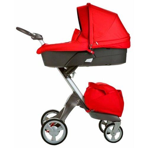 Универсальная коляска everflo Dsland 180202 (2 в 1) red