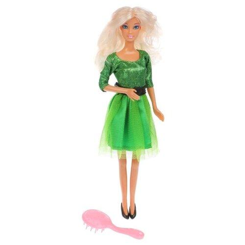 Купить Кукла Defa Lucy Модница 29 см 8226 green, Куклы и пупсы